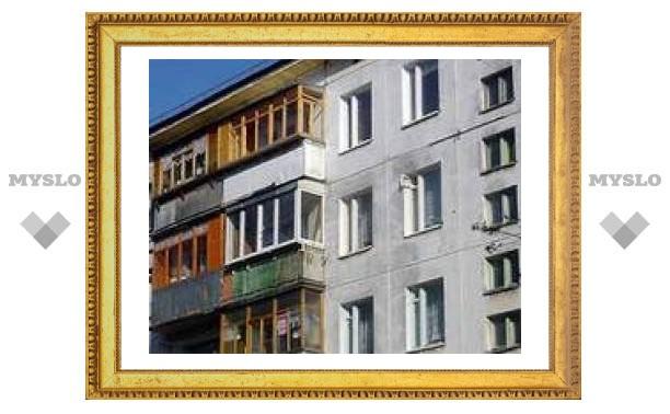 В Москве снесли больше половины пятиэтажек