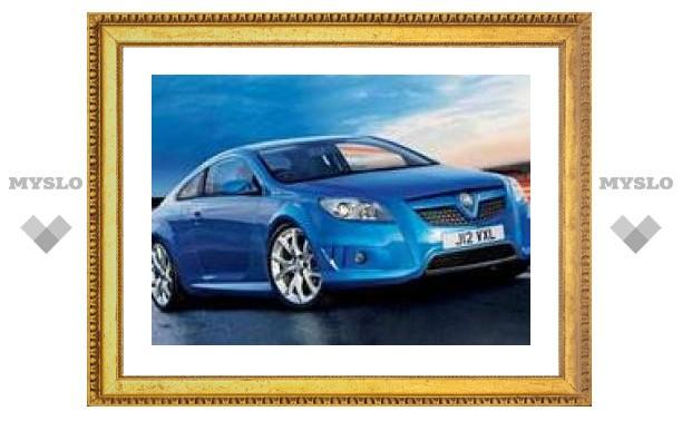 Opel планирует возродить купе Calibra