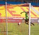 Тульский «Арсенал» одержал победу над «Калугой» со счетом 4:0