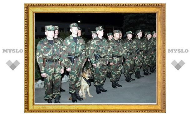 Туляки отправились в командировку в Дагестан