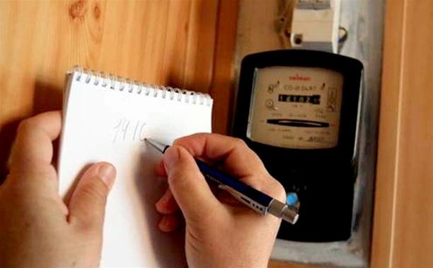В квитанциях за электричество изменились лицевые счета абонентов