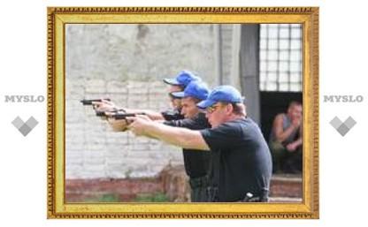 Под Тулой определили лучших стрелков