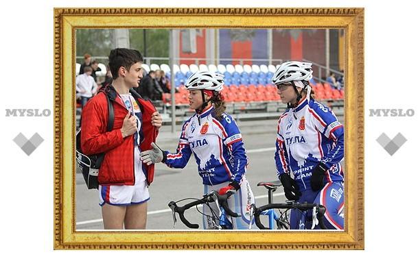 Вокруг площади Ленина прошла традиционная велогонка