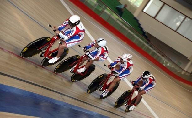 Тулячки успешно выступили на Чемпионате Европы по велоспорту на треке