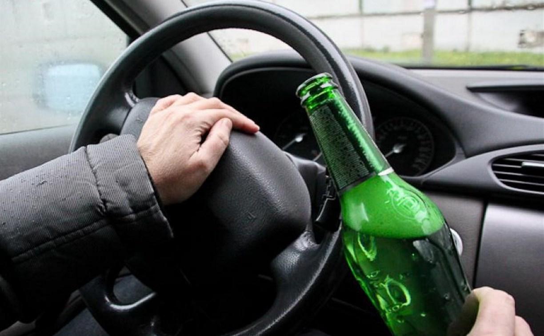 За выходные тульские госавтоинспекторы задержали 34 пьяных водителя