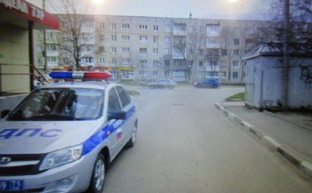 В Новомосковске водитель сбила 4-летнюю девочку на самокате