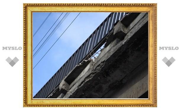 В Заречье с моста сбросилась женщина
