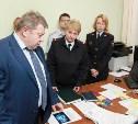 Тулу с рабочим визитом посетил главный аналитик МВД России Павел Важев
