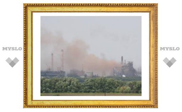 Тульские чиновники ратуют за улучшение экологии