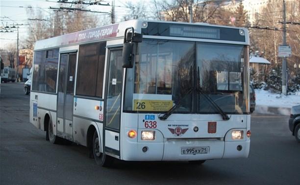 Водителей автобусов будут штрафовать за остановку в неустановленных местах