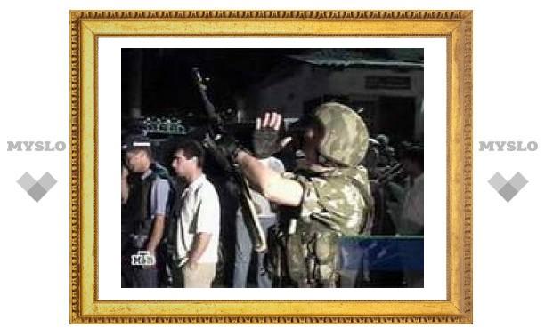 В Ингушетии обстреляна база ОМОН