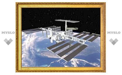 Высоту орбиты МКС подняли на 1,8 километра