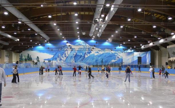В Туле построят крытый каток с искусственным льдом