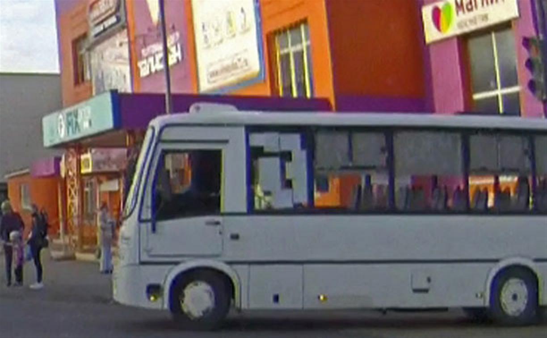 «Накажи автохама»: автобус проскочил на красный