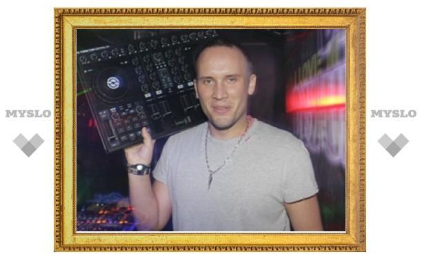 DJ Alex Cosmo попрощался с туляками