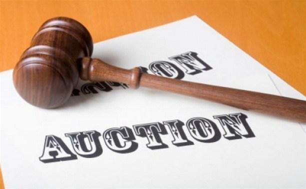 Тульские приставы распродают арестованное имущество