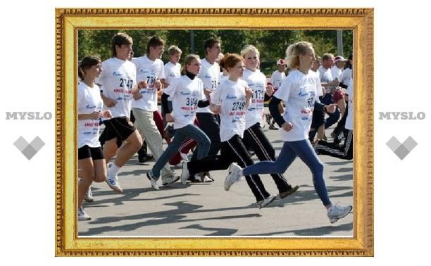 В Туле отметят День бега