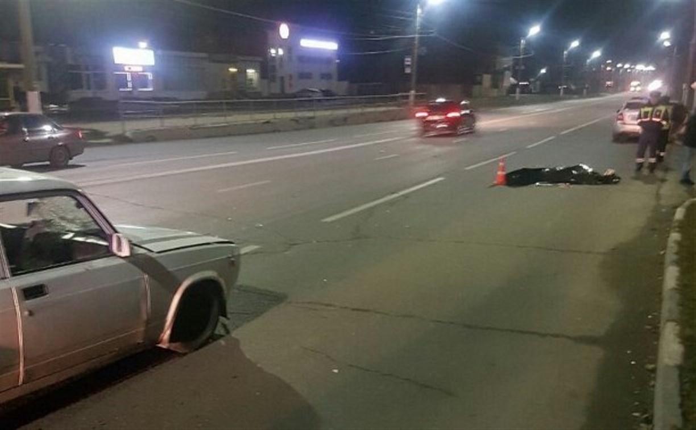 В Туле участились случаи смертельных наездов на пешеходов