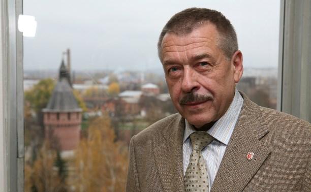 Юрий Андрианов принял участие в заседании коллегии УФСИН России по Тульской области