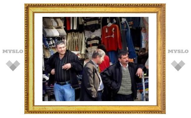 С Центрального рынка разгонят торговцев