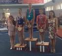 Тульские гимнастки привезли 13 медалей с соревнований в Сочи