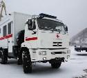 Регионы получат вездеходы для службы скорой помощи
