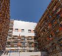 Как продвигается строительство нового корпуса Тульского областного перинатального центра