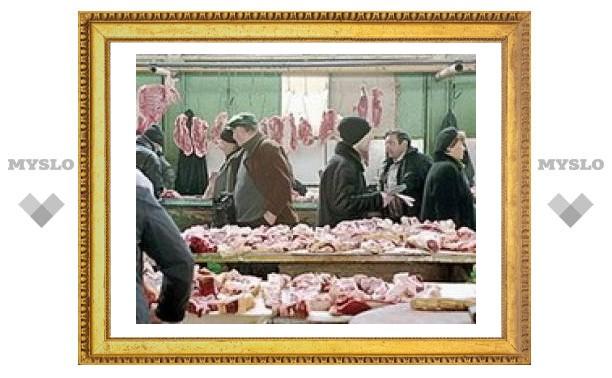 В Москве закрыт Кунцевский рынок: подозрение на сибирскую язву
