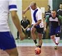 В Туле прошли очередные матчи в Лиге любителей футбола