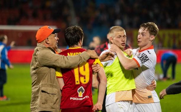 Гурам Аджоев: Выходка Ильина оскорбила всех тульских болельщиков и клуб «Арсенал»