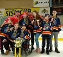 59 шайб в трех матчах: Тульские следж-хоккеисты выиграли турнир в Финляндии