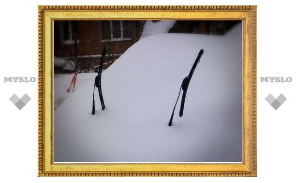 """Определены итоги самого """"снежного"""" фотоконкурса"""