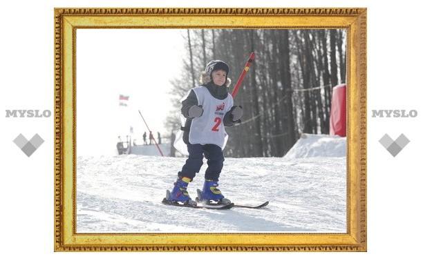 """В """"Малахово"""" под Тулой пройдет семейное первенство по горным лыжам"""