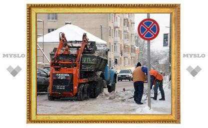 К уборке улиц коммунальщиков принуждает прокуратура