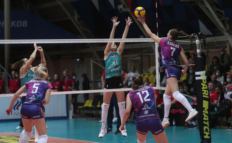 «Тулица» уступила калининградскому «Локомотиву» в первом туре чемпионата России