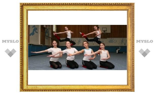 Тульские гимнастки покорили весь мир