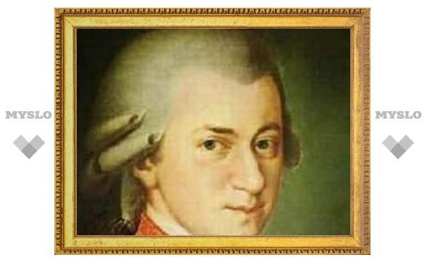 Найдены два неизвестных произведения Моцарта