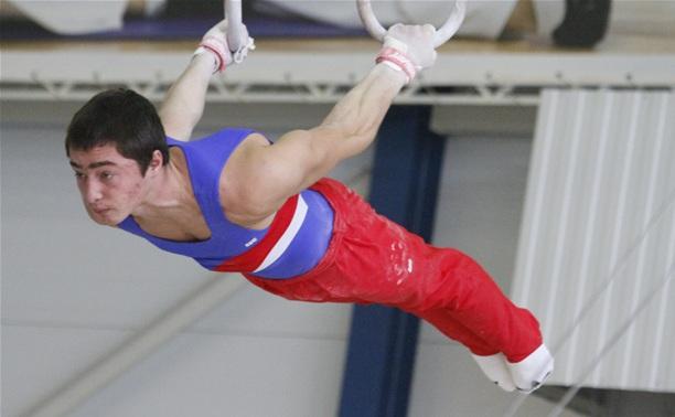 Тульские гимнасты завоевали золото в Брянске