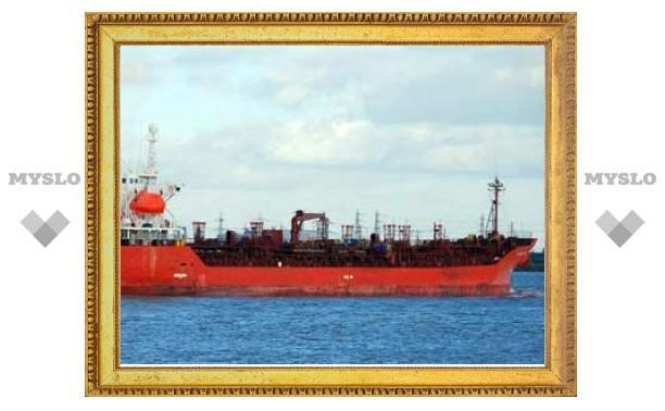 Сомалийские пираты захватили судно с россиян