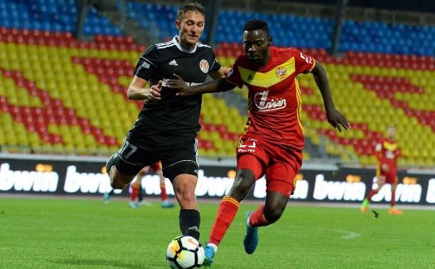 Тульский «Арсенал» на сборах проиграл белорусскому «Торпедо-БелАЗ»
