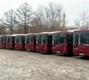 В Тулу прибыли новые автобусы