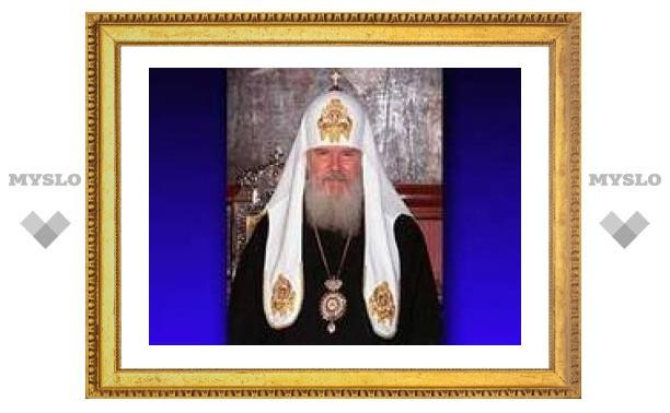 В храме Христа Спасителя состоялся прием в честь Дня Ангела Патриарха