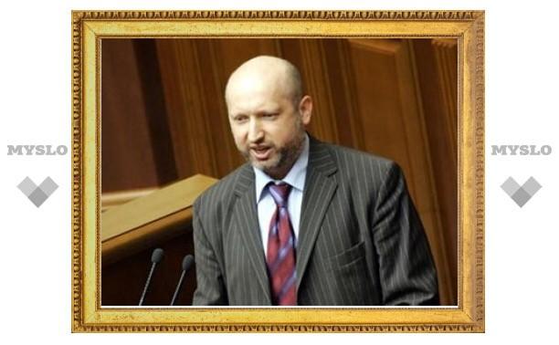 Украинское правительство возглавил Турчинов