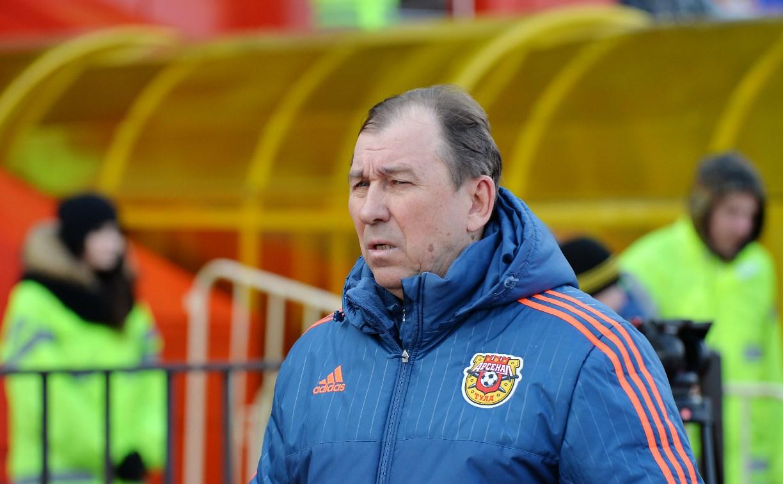 Наставник «Арсенала» Сергей Павлов претендует на звание лучшего тренера марта