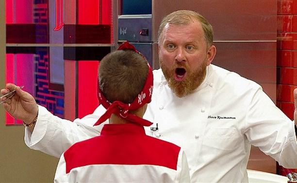 Повар из Узловой принял участие в телепроекте «Адская кухня»