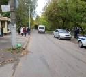 В Туле на ул. Полюсной ребенок попал под колеса «Шевроле»