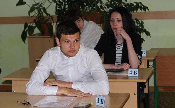 Тульские выпускники готовились к ЕГЭ по-французски и по-испански