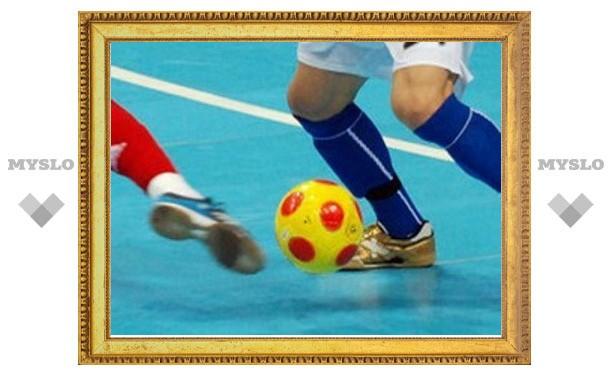 Тульские журналисты-футболисты в новом году не проигрывают