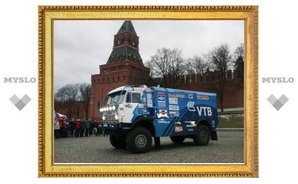 """Ралли """"Шелковый путь"""" 2011 года стартует в июле на Красной площади"""