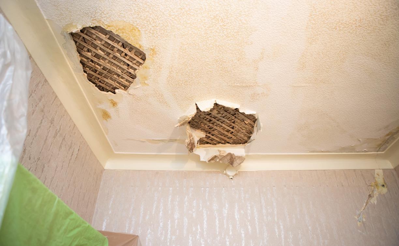 Тулячка сделала ремонт с перепланировкой в квартире, и теперь соседи боятся обрушения дома
